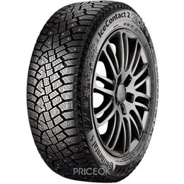Continental ContiIceContact 2 SUV (225/60R17 103T)