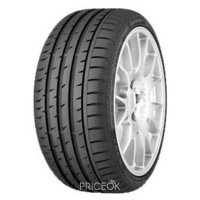 Фото Continental ContiSportContact 3 (195/45R16 80V)