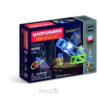 Фото Magformers Hi-Tech Magic Space 63140