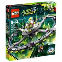 Фото LEGO Alien Conquest 7065 Alien Mothership