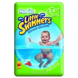 Подгузник Huggies Little Swimmers 3-4 (12 шт.)
