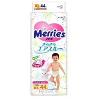 Фото Merries XL 12-20 кг (44 шт.)