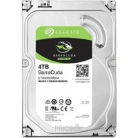 "Seagate BarraCuda 3.5"" 4TB (ST4000DM004)"