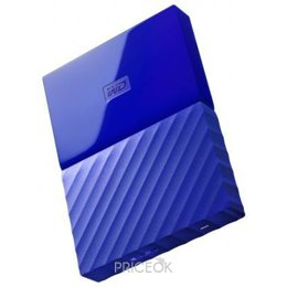Фото Western Digital My Passport 4TB (WDBUAX0040B)