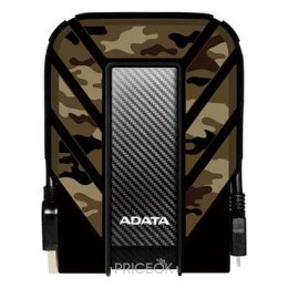 Жесткий диск, SSD-Накопитель A-Data DashDrive Durable HD710M Pro 1 TB Camouflage (AHD710MP-1TU31-CCF)