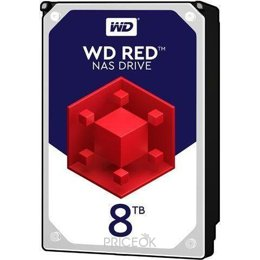 Western Digital Red 8TB (WD80EFAX)