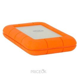 Жесткий диск (HDD) LaCie Rugged RAID 4TB (STFA4000400)