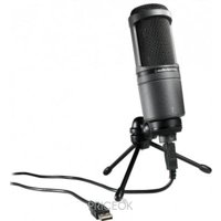 Фото Audio-Technica AT2020 USB