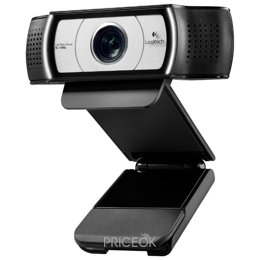 Web (веб) камеру Logitech HD Webcam C930e