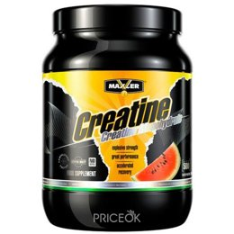 Maxler Creatine monohydrate 500g can