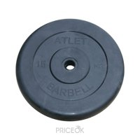 Фото MB Barbell Atlet 15 кг