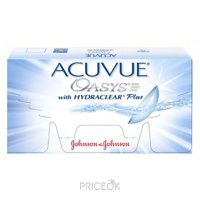 Фото Johnson&Johnson Acuvue Oasys