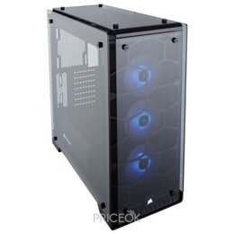 Корпус Corsair Crystal Series 570X RGB