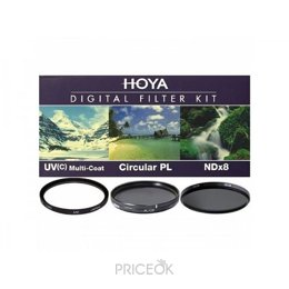 Светофильтр HOYA Digital Filter Kit 77mm