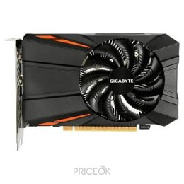 Видеокарту Gigabyte GeForce GTX 1050 D5 2Gb (GV-N1050D5-2GD)
