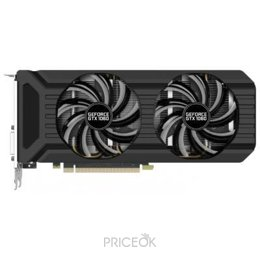 Видеокарту Palit GeForce GTX 1060 Dual 3Gb (NE51060015F9-1061D)