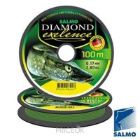 Фото Salmo Diamond Exelence (0.17mm 100m 2.80kg)