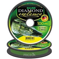Фото Salmo Diamond Exelence (0.22mm 100m 4.30kg)